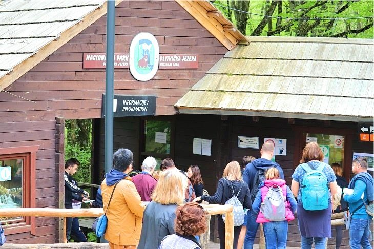 プリトヴィッツェ湖畔国立公園
