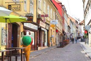 クロアチアのお店